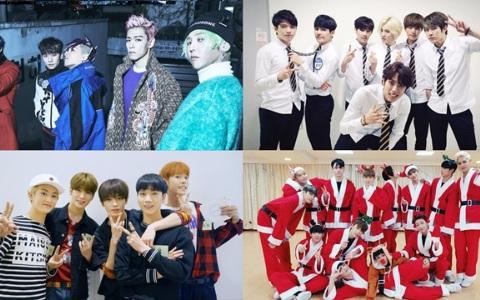 帥到驚世駭俗 被韓網友譽為「顏值七人幫」的男團成員 是大家心目中的人選嗎?
