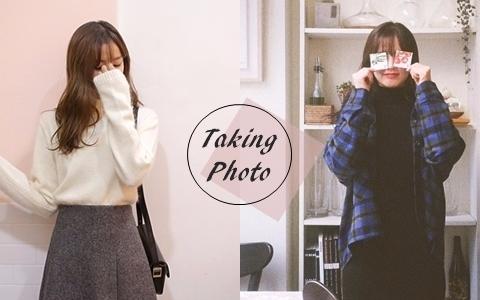 這種才是新流行!韓國臉讚都在用的超唯美「不露臉拍照法」