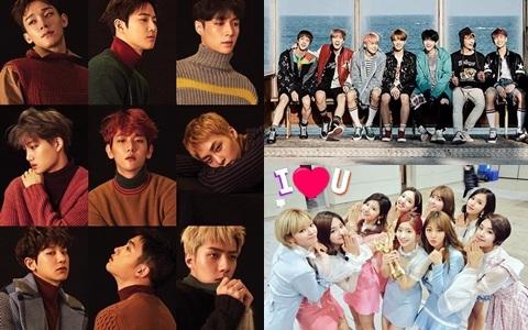 泰亨星材的95LINE,柾國有謙的97LINE 韓國演藝圈各式各樣的LINE 成員有誰你都知道嗎?