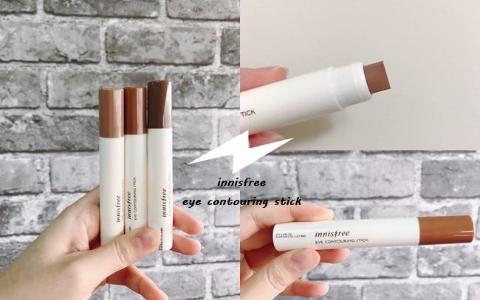 【歐膩評價】韓國部落客狂推!innisfree賣超好的眼影筆真的可以30秒完成眼妝?