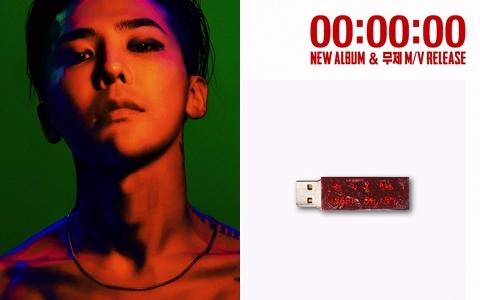 Gaon Chart不承認新專USB實體銷量 G-Dragon在IG留言霸氣回嗆:「有什麼問題嗎?」