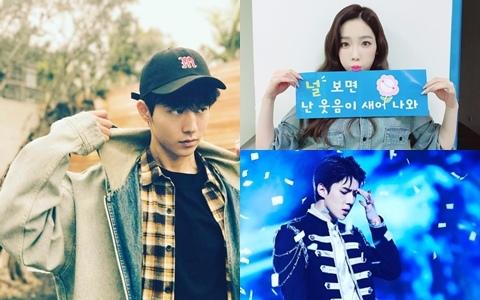 「他們」的IG平均一天增加3千多人以上?韓星IG粉絲追蹤數TOP10 榜內竟只有兩位女明星!?