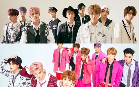 NCT127回歸新歌《Cherry bomb》舞蹈動作被認為是在