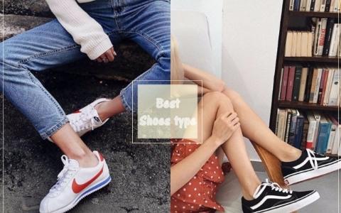 讓你穿十年都不退流行啊!7個品牌萬年不敗的經典款式球鞋!