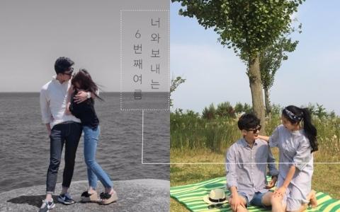 都是自拍那多無聊啊!韓國情侶拍照必備姿勢Top8!