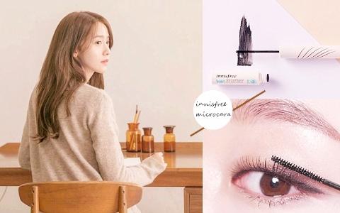 想要有韓妞電眼就不能沒有它!innisfree兩款「人生睫毛膏」!