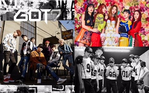 超驚人!7月回歸名單出來啦!SM、JYP藝人紛紛出戰 音源強盜們接連回歸 網友:「好期待」