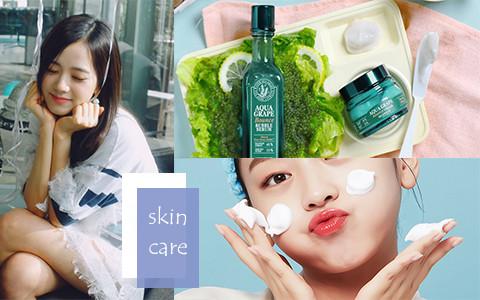 韓妞的好膚質全靠「這些」!韓妞評選2017上半年最優護膚產品