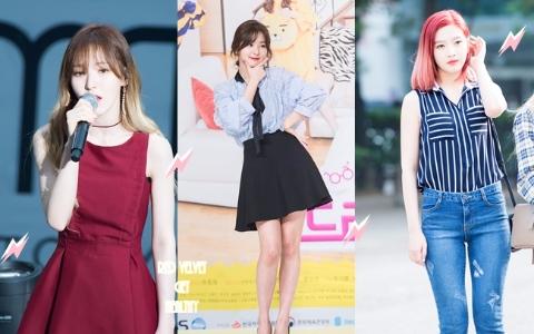 瘦還要再更瘦的最強代表!Red Velvet狂瘦的方法大公開!