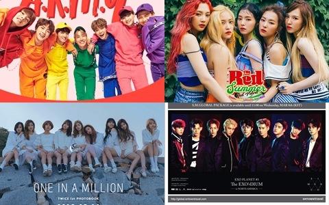 大勢認證!韓國Twitter整理上半年度TOP10「關鍵字」 分別是「這幾團」進榜啊!