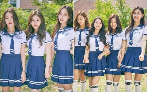 《偶像學校》首播就驚爆參賽者「退出」!來自國外的「她」竟被網友點名:「把韓文練好再來參賽吧...」