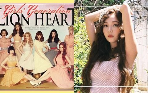 Jessica 將在8月初發行「10週年紀念專輯」與少女時代正面衝突?網友評論酸溜溜:「10週年是少時的!」