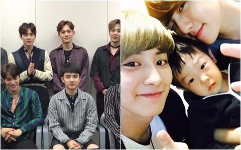 EXO成員們上節目時竟被小學生問「你們是誰?」!燦烈自嘲:「以後會更努力工作的XD」