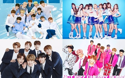 第一名超狂!2017上半年「唱片銷量收入」TOP10公布 SM加上JYP的銷量收入竟然才能超過「他們」!?