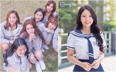 《偶像學校》蔡瑞雪寫韓文竟被眼尖網友抓包「拼錯字」出道之路不容易啊!