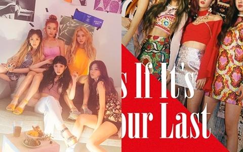 Red Velvet刷新《音樂中心》最高分數排行!而她們在《人氣歌謠》跟「大勢女團」的「互動」引起粉絲熱烈討論!