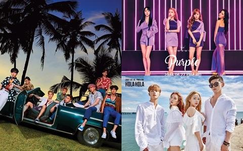 EXO、KARD、MAMAMOO的新曲竟獲得韓國樂評網站「這樣的」評價!?沒想到EXO的「這個」竟被樂評嫌薄弱?