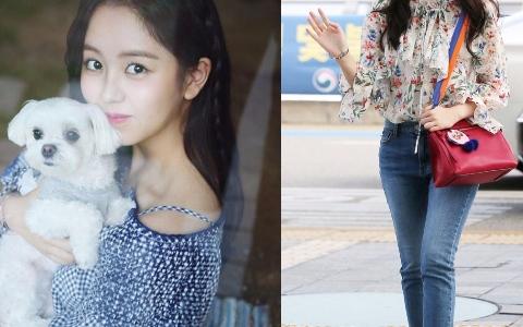 金所炫受邀前往泰國拍畫報 機場時尚美出新高度 就連路人也大讚「為什麼她18歲就能這麼美…」