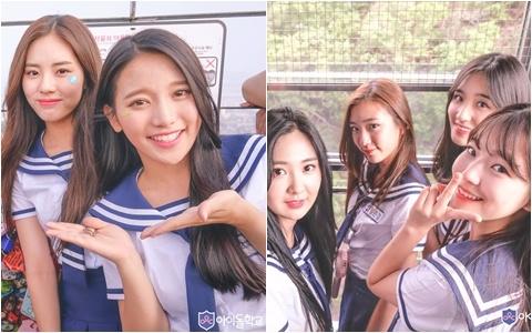 《偶像學校》被點名韓文需要加油的「她」!最新影片曝光展現韓文實力!被網友大讚「進步神速♥」