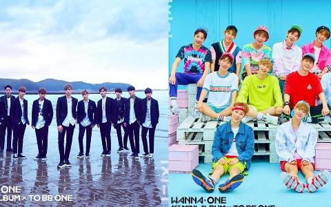 Wanna One個人照釋出 11人11色帥到翻 出擊《一週偶像》大跳兩倍速嚇歪粉絲