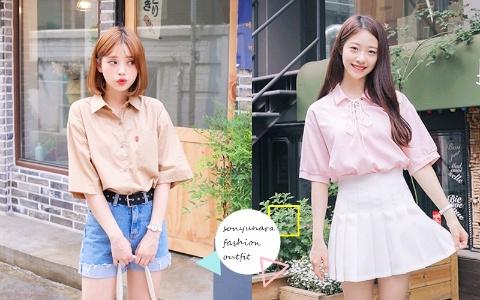 600塊買整套還免國際運費?韓國女高生最愛的平價網拍又多一間啦!