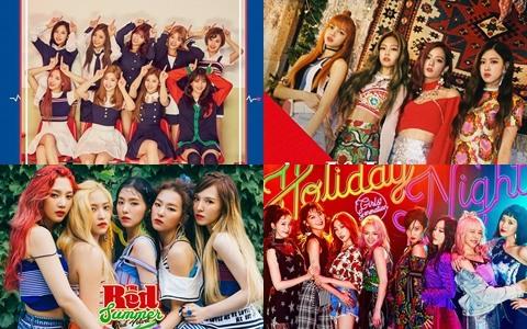 時光飛逝!TWICE也成了女團口中的「前輩 」!?47個韓國女團的出道順序大排名!