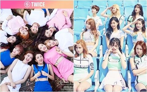 大勢「新人女團」 成功擠下TWICE變成第一名!刷新韓團最快破億紀錄!粉絲歡呼 :「最棒的一週年禮物」 ♥