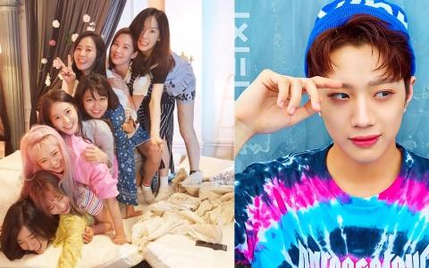 Wanna One成員熱跳神曲《Gee》賴冠霖卻一頭霧水「聽不懂」真相卻萌翻網友 讓大家直呼「超好笑」