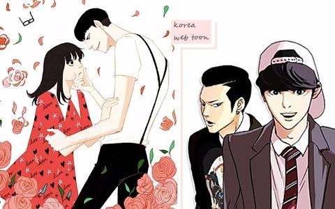 韓國女高生都在看!5部必追的韓網大勢漫畫讓你每天都在跟歐爸談戀愛!