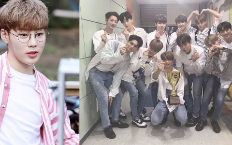 Wanna One有怪癖!特愛撫摸成員「大腿」讓粉絲笑稱「有鹹豬手!」