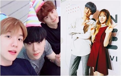 我的老天鵝啊!EXO燦烈手誤竟意外公開「私密照」!網友超驚訝:「那是燦烈嗎?」粉絲的反應卻讓人笑翻XD