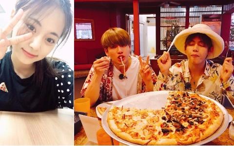 練習生不但超血汗 連這「五大美食」都禁吃 BTS成員和TWICE子瑜都心酸表示過「以前不能吃ㅠㅠ」