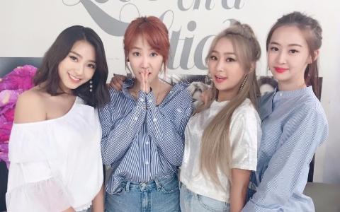 2NE1解散CL告白「徹底崩潰!」粉絲心疼 SISTAR成員被問解散心境「一句話」讓全場笑翻!