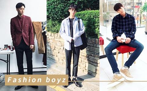 讓男友穿這樣一定超帥!超會穿搭的4位韓國男模推薦