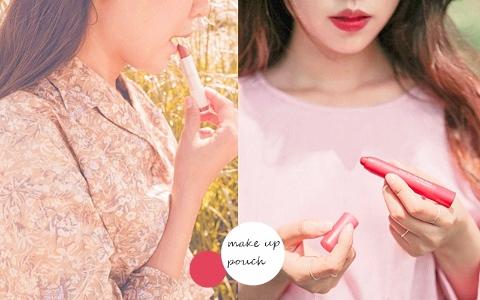 每一隻都是大勢!韓國女高生票選7隻化妝包一定會有的唇彩!