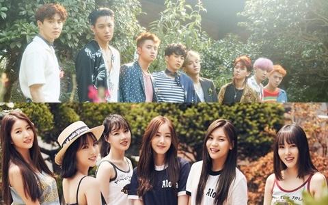 EXO Kai節目中的「編舞評論」 卻意外引起GFRIEND粉絲的怒火 網友:「為什麼要當著成員面前說!」