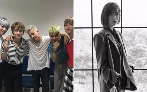 粉絲看傻眼!BIGBANG太陽節目上「超失控」!IU嚇到「瞳孔地震」的模樣讓網友全笑翻XD
