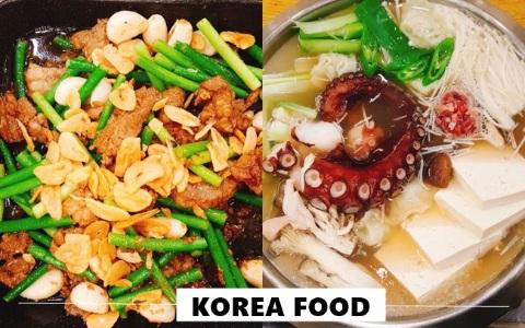 去明洞吃飯預算不夠嗎?那就去忠武路吃地道韓國美食啊!一個人也可以好好吃飯