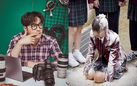 「釜山女國中生霸凌事件」 震驚韓國社會 藝人2PM 燦盛痛心「發文譴責」獲得網友大讚!