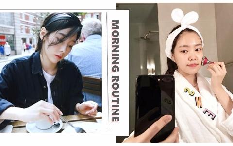 你沒辦法變美都是因為這樣!7個韓國女神起床後會立刻做的秘訣!