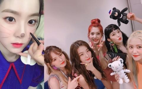 Red Velvet新撒嬌超驚人?Irene裝酷沒反應 下一秒笑場融化粉絲