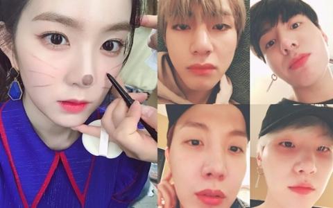 根本本尊!這些韓國美妝YouTuber激似BTS、RV成員