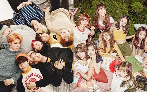 12個國家《2017年YOUTUBE觀賞次數最多的韓國團體TOP10》台灣的第一名果然是...