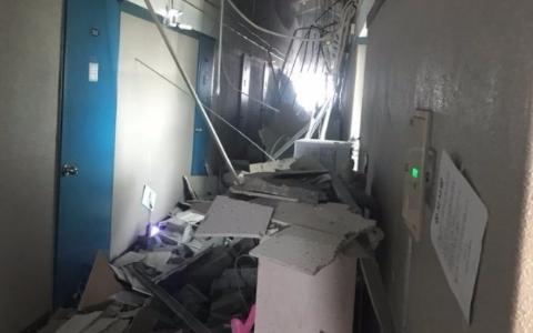韓國慶尚北道今規模5.4強震…傳學生宿舍天花板崩塌 現場狀況令人心驚
