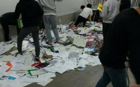 學測延期 全韓國考生陷入崩潰 99年生經歷過各式取消、延期