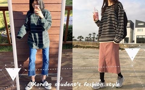 一個禮拜有五天都穿它!韓國女學生上課時最常穿的8款球鞋!