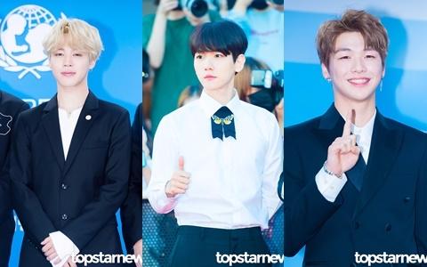 韓網選出「黃金比例輪廓」的男偶像BEST 7 !近乎完美的臉型「擁有者」連路人也認證!