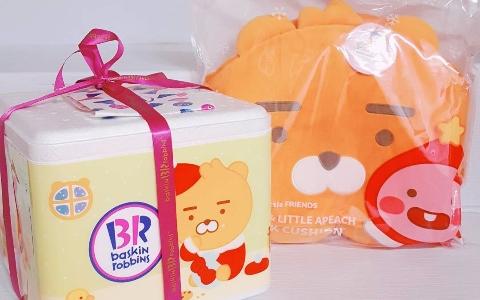 怕睡相太醜 嚇走桃花嗎? 韓國冰淇淋店開始販售Ryan頭套頸枕 價錢竟只要台幣80元!