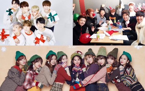 聖誕經典歌曲不只英文歌 盤點「聖誕節必聽韓文歌」TOP8