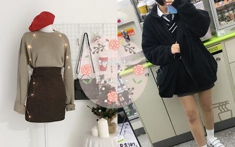 難得的私服日絕對要穿超美啊!10款韓國女學生的便服穿搭!
